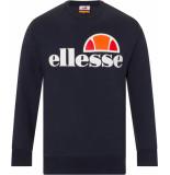 Ellesse Succiso crew sweat blauw