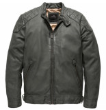 Vanguard Short jacket gunmetal grijs