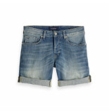 Scotch & Soda Ralston short blauw