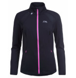 Li-ning Lillian midlayer jacket 042113 zwart