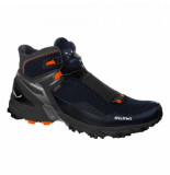 Salewa Wandelschoen ultra flex mid gtx men black zwart