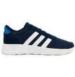 Adidas Sneakers lite racer kids blauw