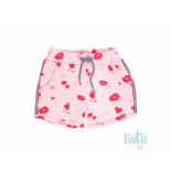 Feetje Short aop sea view roze