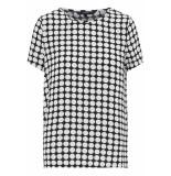 Vero Moda T-shirts tops 128730 zwart