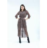 Maryley Leopard jurk