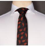 Tomasso Tomasso stropdas rood
