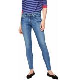 Pepe Jeans Pixie mid blue -w26 denim