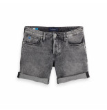 Scotch & Soda Ralston short freezer grijs