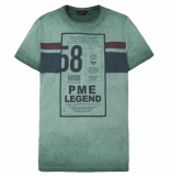 PME Legend R-neck single jersey jasper groen
