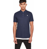 G-Star Dunda slim polo blauw
