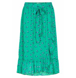 Numph Kaori skirt groen