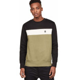 G-Star Graphic 81 core sweat groen