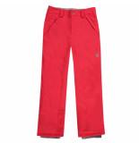 Spyder Hibiscus rode meisjes skibroek girl's vixen 10.000mm waterkolom rood