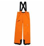 Spyder Exuberance jongens skibroek boy's propulsion 10.000mm waterkolom oranje