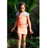 TOPITM Dress katja oranje