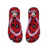 Quapi Slipper saavi luipaard rood