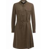 Moscow Dress sp19-35.02 groen