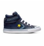 Converse All stars pro strap 663607c blauw