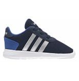 Adidas Lite racer aw4061 zwart blauw