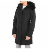 RRD Roberto Ricci Designs Winter long lady fur zwart