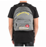 Dsquared2 2 backpack medium zwart