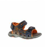 Tom Tailor Sandaal 1007 blauw