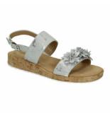 Relaxshoe Slippers sandalen 041456 wit