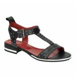 Baboos Slippers sandalen 043292 zilver