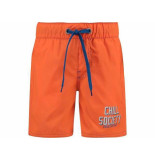 Vingino Zwemshort zaro reversible oranje