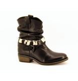 Line Footwear 680.43.163 zwart