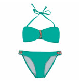 Boobs & Bloomers Sea green bikini fiene groen