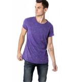Tigha T-Shirt paars