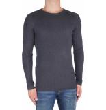 Antony Morato Round pullover grijs