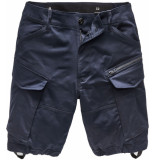 G-Star Rovic zip loose short blauw