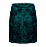 LOFTY MANNER Skirt franca groen