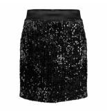 LOFTY MANNER Skirt fabiola black zwart