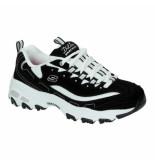 Skechers Sneakers 041489 zwart