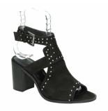 Baboos Slippers sandalen 043296 zwart