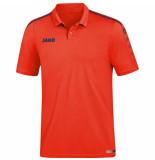 Jako Polo striker 2.0 042545 oranje