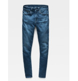 G-Star 3301 high waist skinny blauw d05175-8968-9362 denim