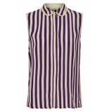 Numph Kat shirt paars