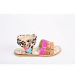 Shoesme Sandaal ca9s064-a luipaard bruin