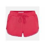 Mayoral Shorts met randje basic rood