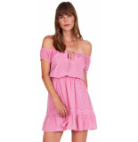 AMUSE SOCIETY Arena dress orchid roze