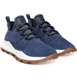 Timberland Brooklyn lace sneakers blauw
