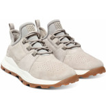 Timberland Brooklyn lace sneakers beige