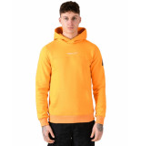 MARSHALL ARTIST Siren oth hood cotton fleece geel