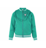 Retour Trainingsjacket acillia groen