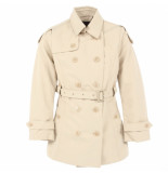 Airforce Kids trench coat beige