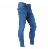 Catch Heren jeans stretch lengte 32 denim blauw
